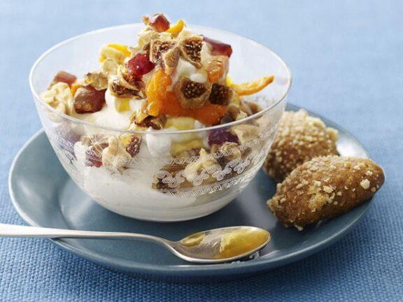 Το πρωινό μας προσθέτει ρυτίδες,  εκτός αν τρώμε ελληνικό γιαούρτι