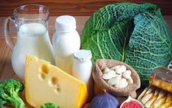 Οστεοπόρωση: Διατροφή για την υγεία των οστών