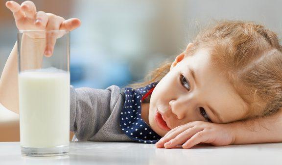 Γιατί το παιδί δεν »χωνεύει» το γάλα;