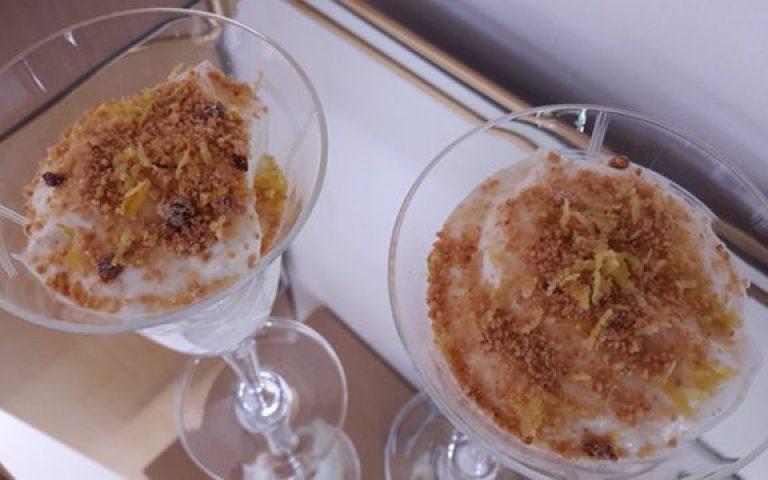 Το πιο γρήγορο γλυκό του κόσμου της Αλέκας Κυφιώτη
