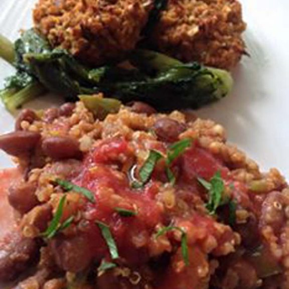 Aυτοθεραπευτικό γεύμα, του Ζαννή Ζουγανέλλη