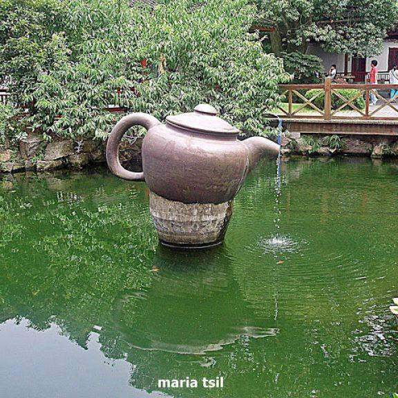 Το πράσινο κινέζικο τσάϊ και οι φυτείες τσαγιού, της Μαρίας Τσιλίκη