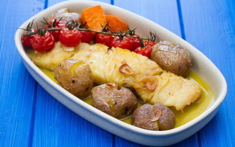 Μπακαλιάρος μπιάνκο – παραδοσιακή κερκυραϊκή συνταγή, του Γιάννη Παργινού