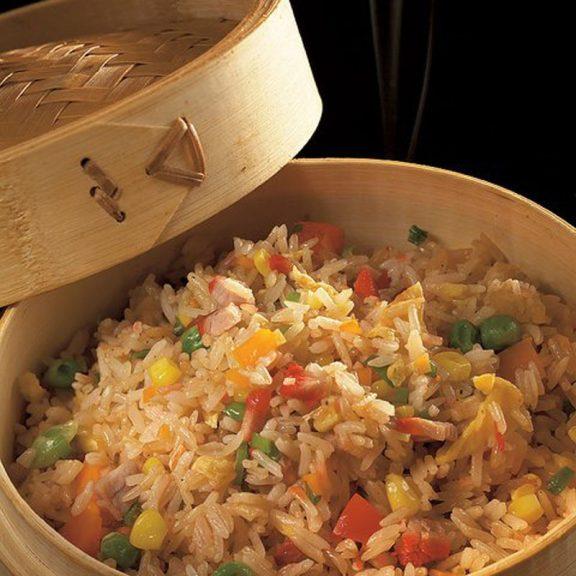 Τηγανητό ρύζι με αυγό