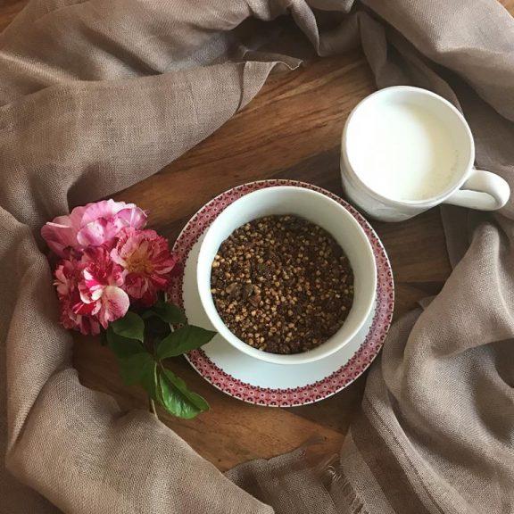Γκρανόλα, για πρωινό αλλά και για όλες τις ώρες της μέρας