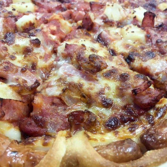 Χαβανέζικη πίτσα