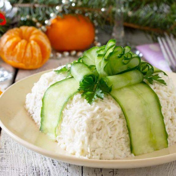 Λάχανο σαλάτα δώρο