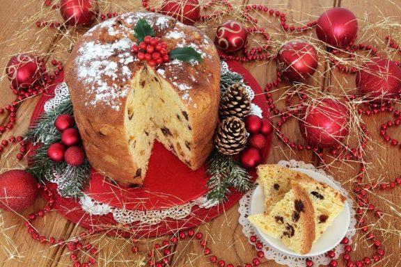 Πανετόνε, ένα υπέροχο χριστουγεννιάτικο γλύκισμα