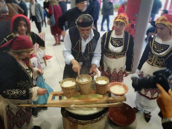 Και μινωϊκές συνταγές στο 7ο φεστιβάλ κρητικής κουζίνας