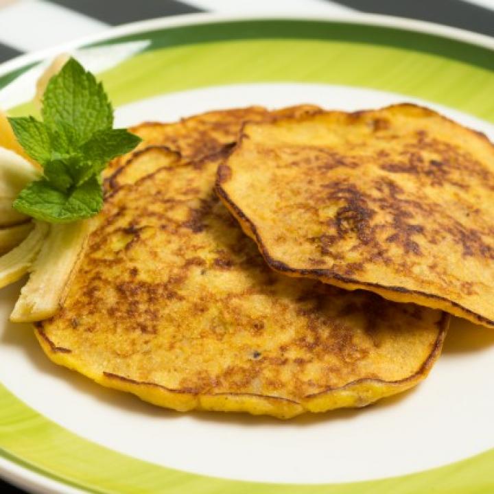 Pancakes (serves