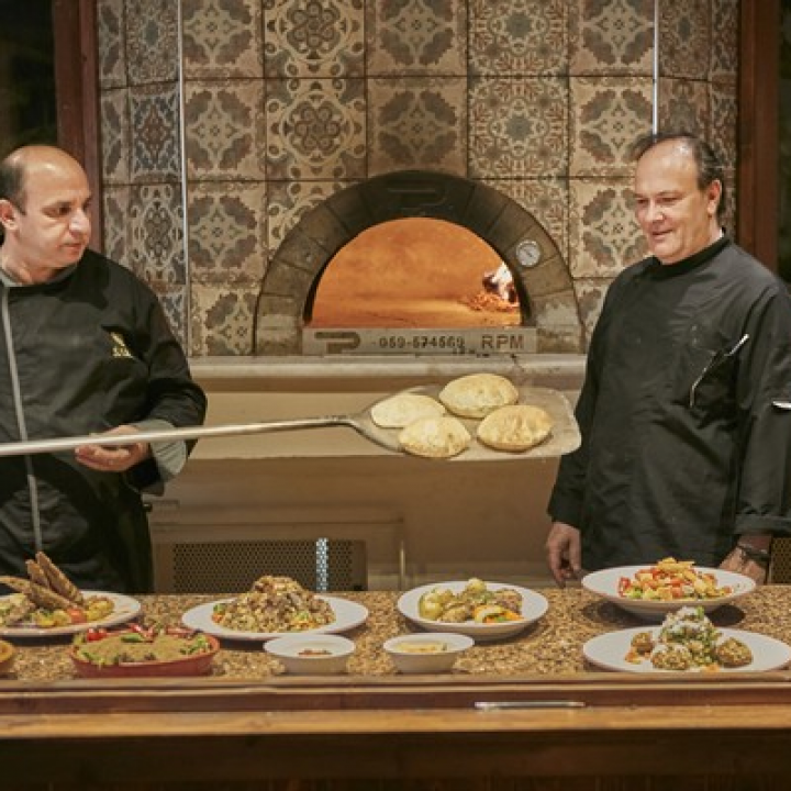Sabri Cosmopolitan Cuisine & Bar: Εκεί που «παντρεύεται» η κουζίνα της Ανατολής με τη Μεσόγειο