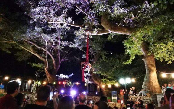 Έρχεται το ολοήμερο Φεστιβάλ Τρύγου στη Χελιδόνα Ευρυτανίας