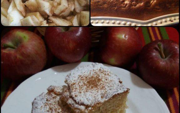 Πεντανόστιμη μηλόπιτα, της Πόπης Λαμπράκη
