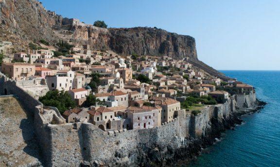 Μονεμβασιά : Μαγευτικό ταξίδι στα βάθη των αιώνων