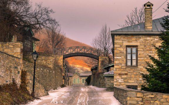 Νυμφαίο Φλώρινας: Υπέροχος προορισμός για χειμωνιάτικες  αποδράσεις