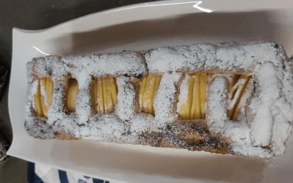 Γαλλική τάρτα με μήλα και αχλάδια, από τη Helena's Greek Cooking