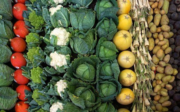 Τα φρέσκα φρούτα και λαχανικά του Νοέμβρη