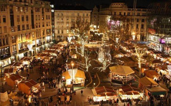 Θεσσαλονίκη: Έρχεται το «Χωριό των Μαγεμένων» τα Χριστούγεννα – Με 40 σπιτάκια