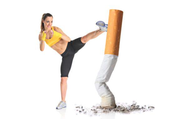 Διακοπή καπνίσματος – Από το τσιγάρο στο φαγητό… πως να γλιτώσετε τα περιττά κιλά