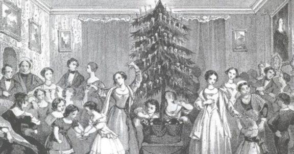 Το πρώτο χριστουγεννιάτικο δέντρο στην Ελλάδα- Η ιστορία πίσω από το έθιμο