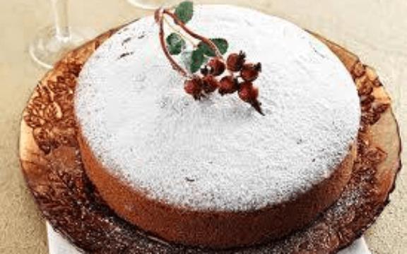 Μυρωδάτη βασιλόπιτα με μαστίχα Χίου, της Ελένης Γλύκα Νικολαϊδη