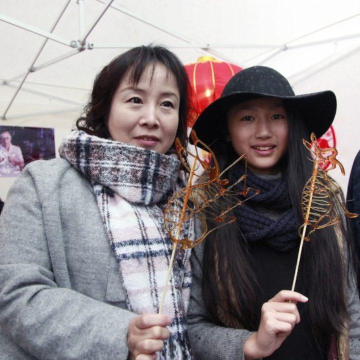 Κινέζοι γιορτάζουν το 2020 στην Αθήνα -Με ακροβατικά, χορούς, κινέζικη κουζίνα