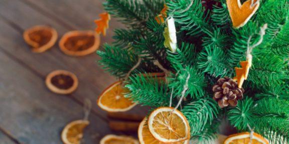 Εννιά απλοί τρόποι για οικολογικά Χριστούγεννα