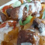 Σουτζουκάκια με πατάτες στο φούρνο, από το Helena's Greek Cooking