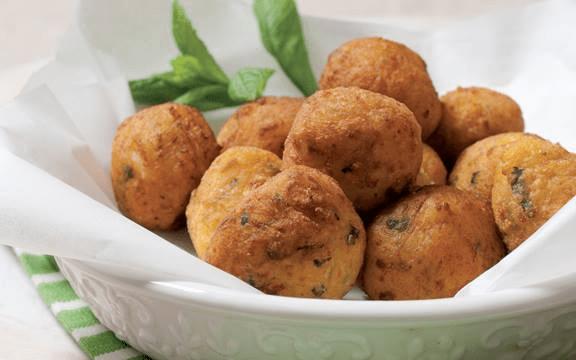 Κεφτέδες Λαχανικών, της ΄Ελενας Γλύκα Νικολαϊδη