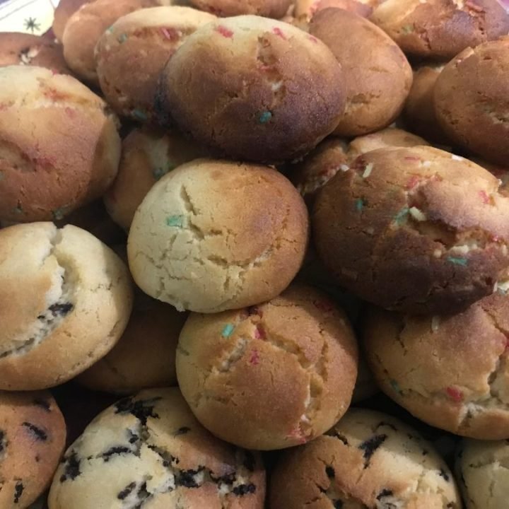 Τα πιό εύκολα, γρήγορα και τραγανά μπισκότα του κόσμου