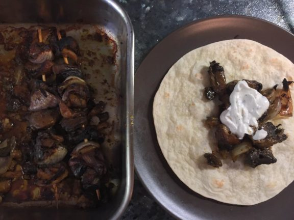 Τυλιχτό, νόστιμο και χορτοφαγικό
