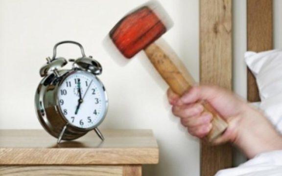 Ερευνα: Ο ήχος του ξυπνητηριού επηρεάζει τις επιδόσεις μας μέσα στην μέρα