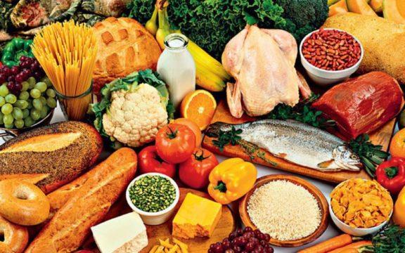 ΕΦΕΤ: Τρόφιμα και κοροναϊός.Τί κάνουμε με φρούτα και  λαχανικά