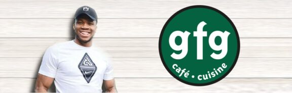 Ο Γιάννης Αντετοκούνμπο και η οικογένειά του αναδεικνύουν την ελληνική κουζίνα μέσα από τα GFG café-cuisine