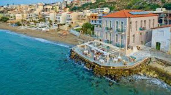Thalassa Boutique Hotel, το βενετσιάνικο «κόσμημα» στο Ρέθυμνο